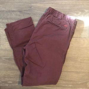 Skinny joggers pants